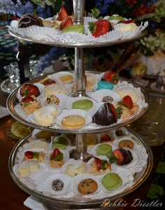 Sweet Treats At the Grand Hotel on Mackinac Island, Michigan '12