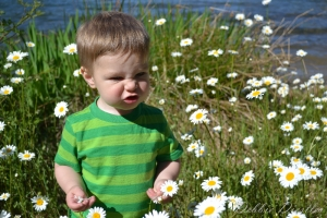 june-2011-evan-smelling-flowers