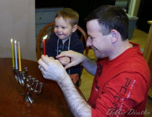 lighting-hanukkah-lights-together-2011