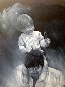 like-father-like-son-adam-on-his-fathers-denny-shoulders-painted-by-julie-cohn-in-1978