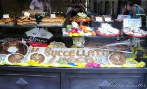 Bakery in Italy