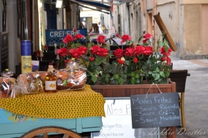 Creperie in Cannes, France '12