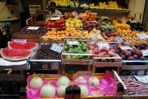 Farmers Market in Bologna, Italy '09